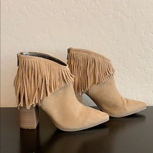 Kenneth Cole Reaction Booties Size 7 1/2